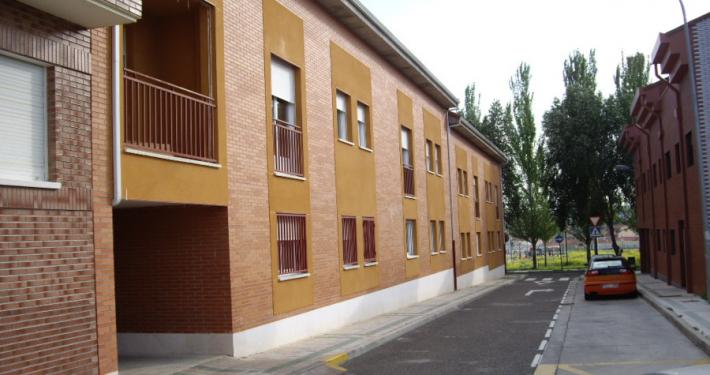 Edificación de 26 viviendas (Palencia)