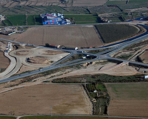 Autovía A-22 Lleida-Huesca (Binéfar)