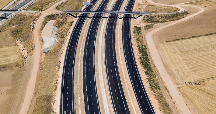Autovía A-40 Ocaña-Tarancón