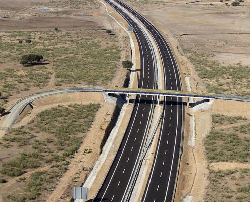 Autovía A-58 Trujillo-Cáceres