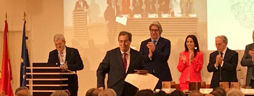 Camilo José Alcalá Sánchez: Medalla al Mérito Profesional