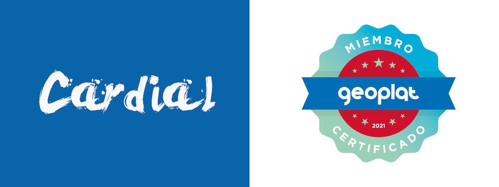 Cyopsa, a través de su filial Cardial Recursos Alternativos, se ha convertido en nuevo miembro de GEOPLAT, la Plataforma Tecnológica y de Innovación Española en Geotermia. (Sello Miembro Certificado 2021)