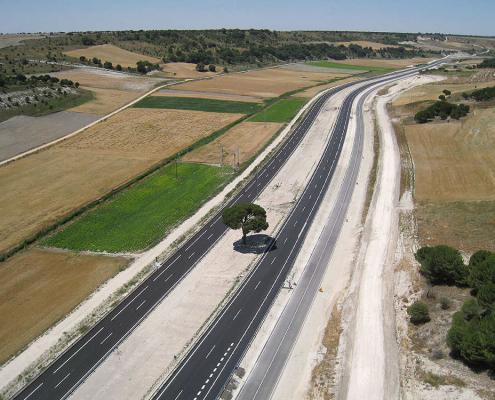 Concesión Autovía de Los Pinares