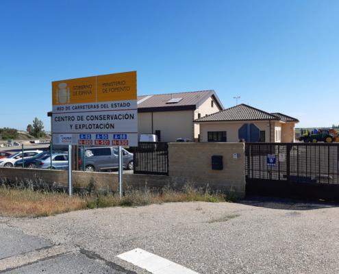 Concesión Carretera Salamanca