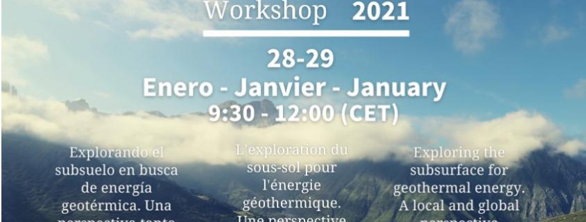 """Cyopsa-Sisocia participará en el Workshop """"Explorando el subsuelo en busca de energía geotérmica. Una perspectiva tanto local como global"""""""
