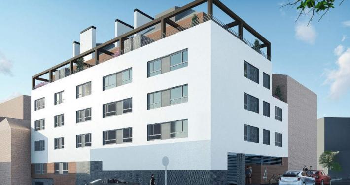 Edificio Rosario Romero, 14 (Madrid)