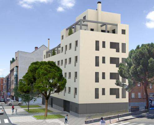 Edificio Joaquín Dicenta, 4 (Madrid)