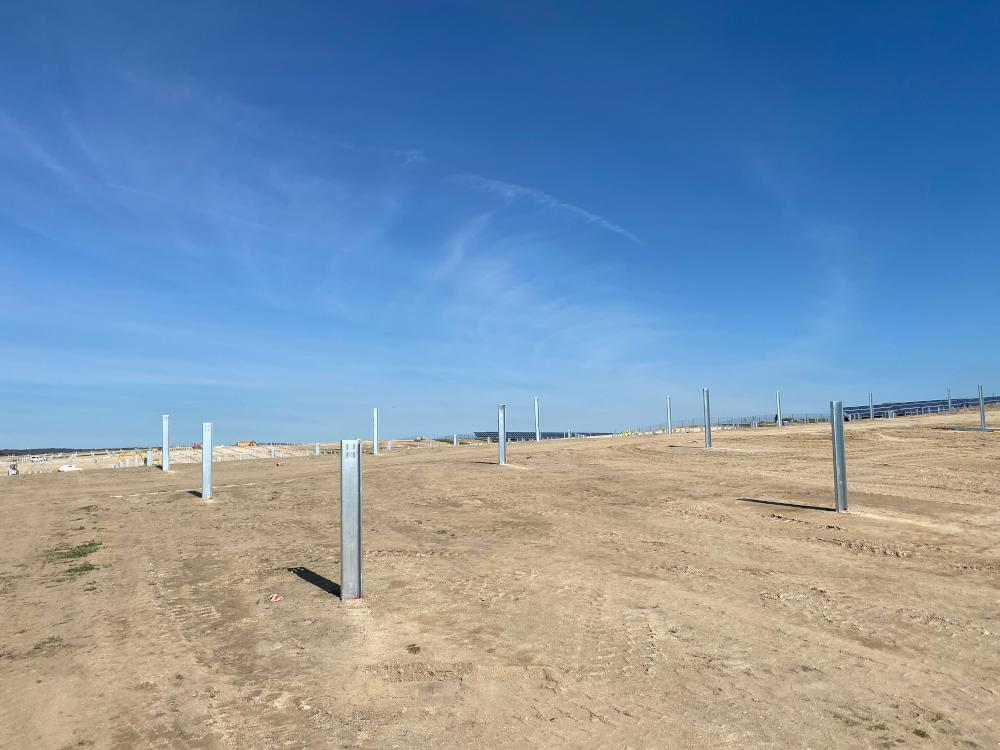 La segunda planta fotovoltaica de Cyopsa, cada vez más cerca