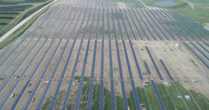 "Parque Solar Fotovoltaico ""Aldea Moret"" (Cáceres)"