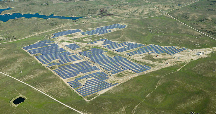 "Parque Solar Fotovoltaico ""Malpartida"" (Cáceres)"