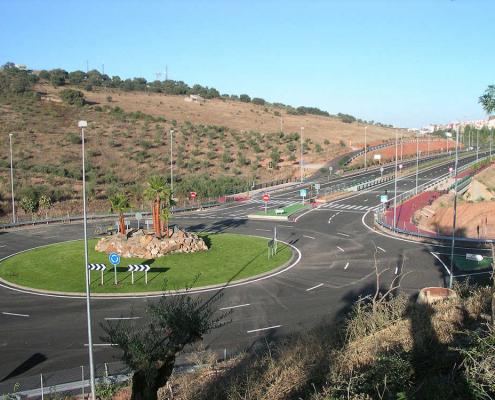 Ronda Norte de Cáceres