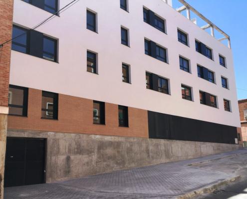 Cyopsa-Sisocia entrega el residencial Rosario Romero 14
