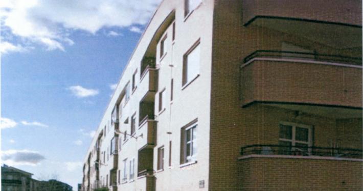 Edificación de 39 viviendas en Arévalo (Ávila)